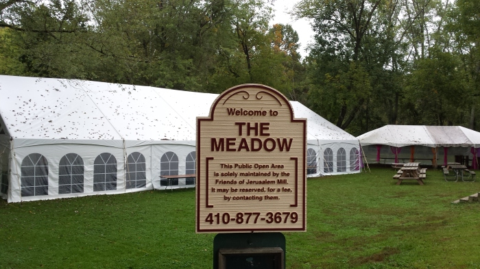 meadow-sign