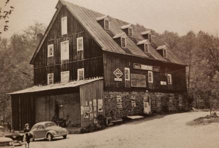 Jerusalem Mill 1962